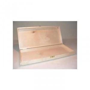 Bioresonantie Lege ampullenhouder kistje (36 x 15 cm)