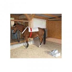 Bioresonantie Stofdetector Paardendeken met tas