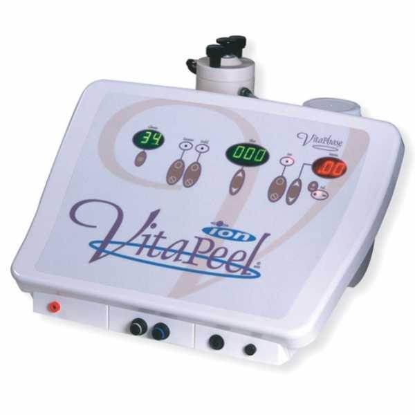 Microdermabrasie apparaat Dectro Vitapeel Ion